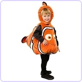 Finding Nemo Halloween Costume, Size: 12-18 Months