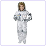 Astronaut Role Play Costume Set (5 pcs)