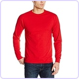 Jerzees Men's Adult Long Sleeve Tee