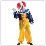 It The Movie Pennywise Adult Deluxe Costume, X-Large