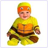 Baby's Teenage Mutant Ninja Turtles Baby Costume, 6-12 Months