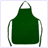 Apron Commercial Restaurant Kitchen Aprons (2 Pockets)