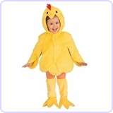 Plush Cuddlee Lovable Chicken Costume, Toddler Size