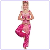 Dream Genie Costume, Medium