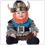 Baby Lil' Viking Costume