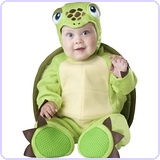 Baby's Tiny Turtle Costume