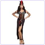 Women's Voo Doo Priestess Costume