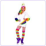 Women's Cozy Unicorn Costume