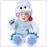 Baby's Abominable Snowbaby Costume