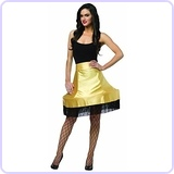 Women's Christmas Story Leg Lamp Skirt