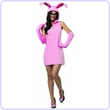 Women's Christmas Story Bunny Dress