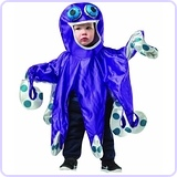 Baby's Octopus Costume, 18-24 Months