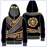 Lego Big Boys' Costume Hoodie