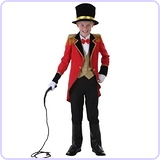 Boys' Ringmaster Costume