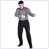 Men's Mime Costume Medium