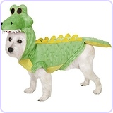"Crocodile Costume for Dogs, 12"" Small"
