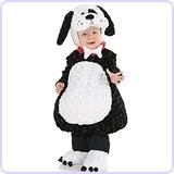 Baby's Puppy Costume