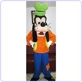 Goofy Mascot Costume, Adult Size