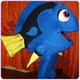 Dory Finding Nemo Mascot Costume