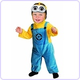 Infant Despicable Me 2 Minion Costume