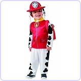 Paw Patrol Marshall Child Costume, 3-4 Years
