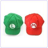 2PCS Update V3 Super Mario Bros Unisex Baseball Hat