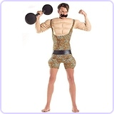 Strongman Adult Costume