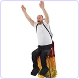 Adult Jet Pack Halloween Costume