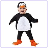 Totally Ghoul Penguin Vest Costume