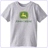 John Deere Little Boys' Short Sleeve Tee