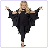 Kids Unisex Vampire Bat Costume