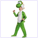Yoshi Toddler Costume, Medium (3T-4T)