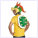 Men's Bowser Costume Kit