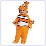 Baby's Nemo Prestige Infant Costume, 12-18 Months