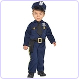 Costumes USA Cop Recruit, 12-24 months