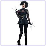 Women's Edward Scissorhands Female Costume