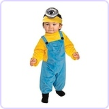 Baby Boys' Minion Costume, Toddler (3T-4T)
