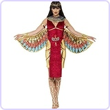 Women's Goddess Isis Costume