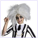 Beetlejuice Child Wig