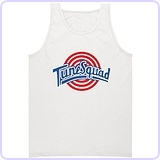 "Space Jam Tune Squad White ""Lola Bunny"" jersey Tank Top"