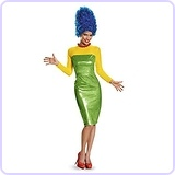 Marge Deluxe Adult Costume, Large