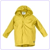 Splashy Children's Rain Jacket (5/6, Yellow)