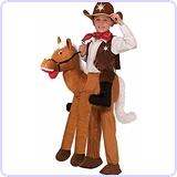 Ride-A-Horse Costume