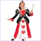 Sweetheart Queen Costume, Medium