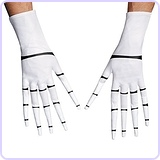 Jack Skellington Gloves