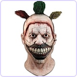 Men's Twisty The Clown Deluxe Mask