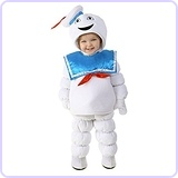 Baby's Ghostbusters Stay Puft Deluxe Costume (18M/2T)
