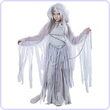 Haunted Beauty Child Costume, Medium