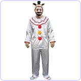 Men's American Horror Story Twisty The Clown Costume