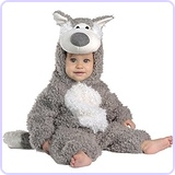 Baby Boys' Big Bad Wolf Deluxe Costume (12 to 18 Months)